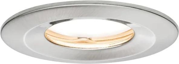 Vonkajšie podhľadové svietidlo PAULMANN LED Coin Slim 1ks 93882