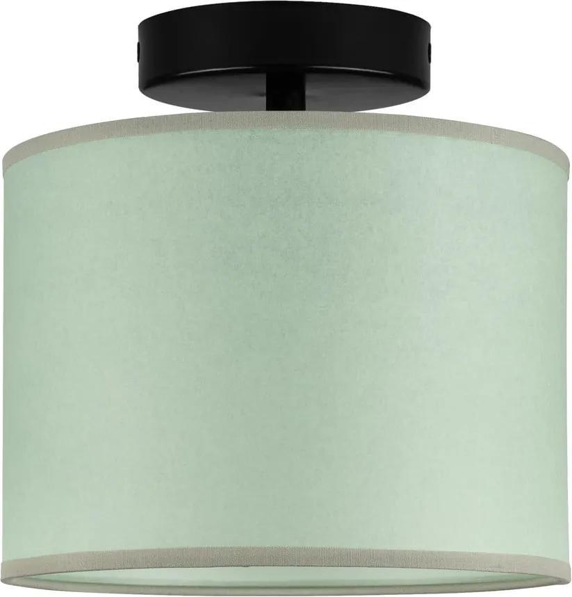 Pastelovo-zelené stropné svietidlo Sotto Luce Taiko