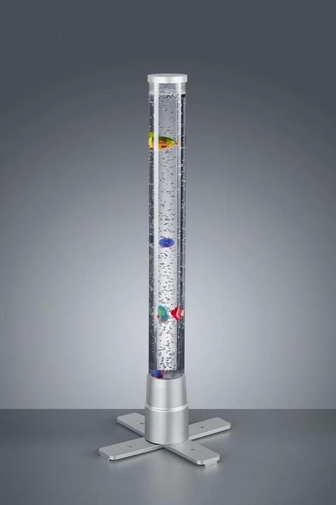 Trio R50711187 Lávové Lampy MOTION titan plast incl. 1 x SMD, 2,4W, 3000K, 0Lm IP20