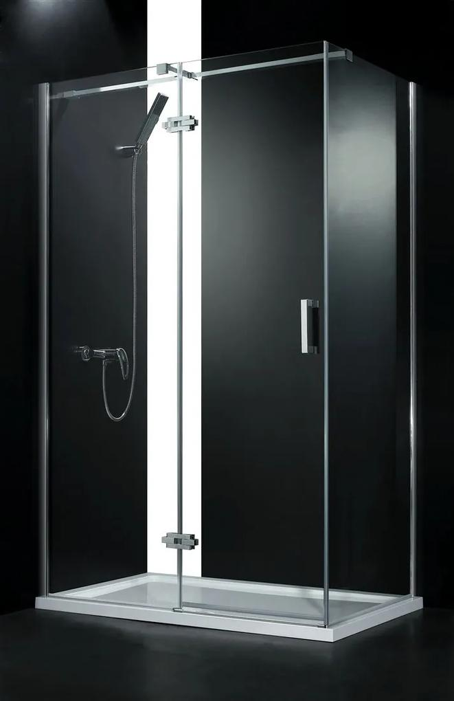 MAXMAX Sprchovací kút MORGAN 80x120 cm