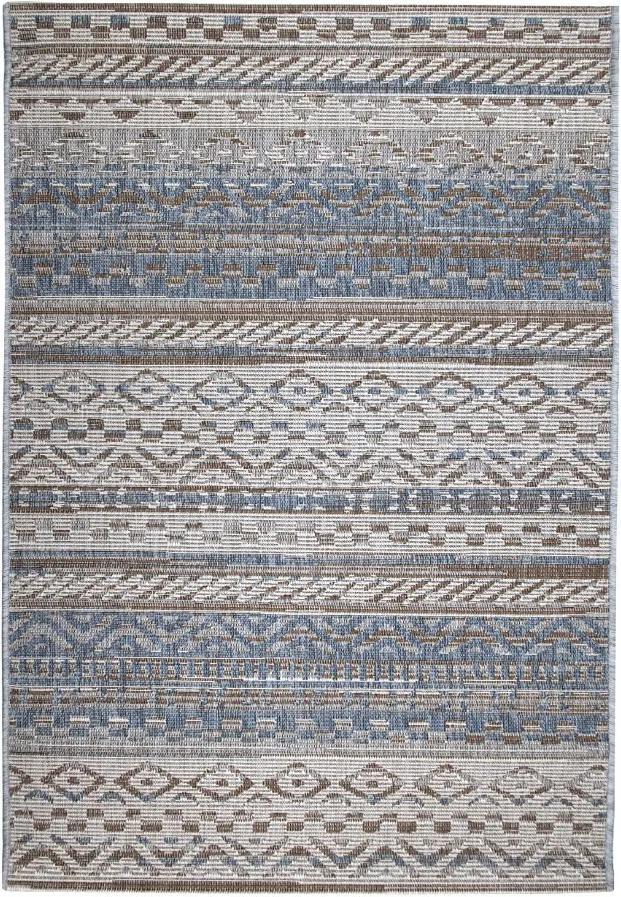 Spoltex koberce Liberec Kusový koberec Star 19112-53 blue - 80x150 cm