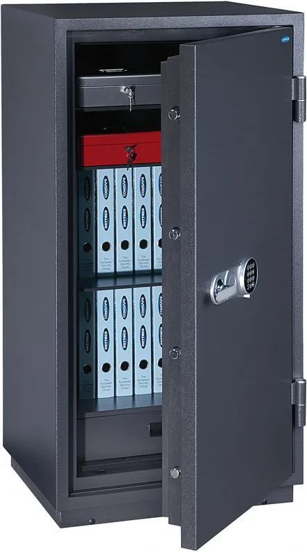 COMSAFE Ohňovzdorný sejf elektronický Sydney 140, 1385 x 710 x 625 mm, 260 l
