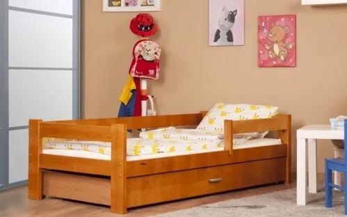 Hugo 180x80 Jelša detská posteľ