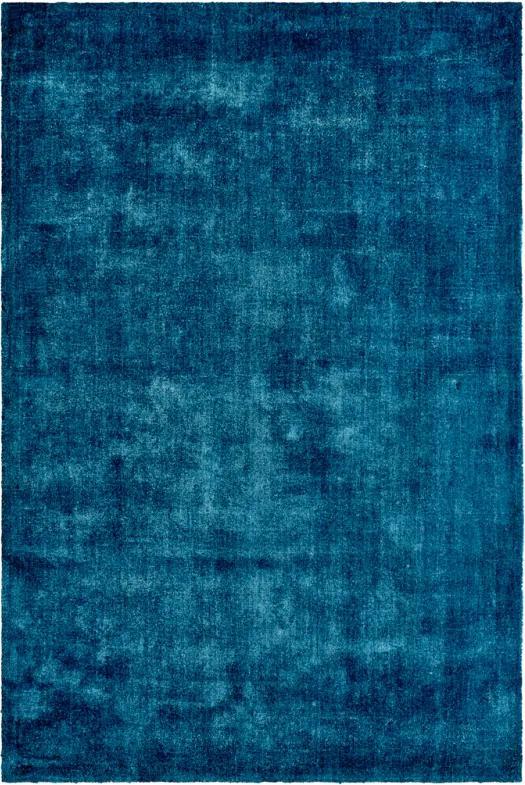 Obsession koberce Ručně tkaný kusový koberec Breeze of obsession 150 BLUE - 80x150 cm