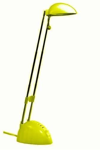 ARGUS light Stolná lampa BEN 1xG4/20W/230V/12V žltá 1038107