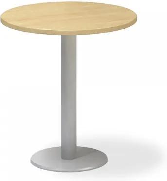 Konferenčný stôl ProOffice priemer 70 x 74,2 cm divoká hruška