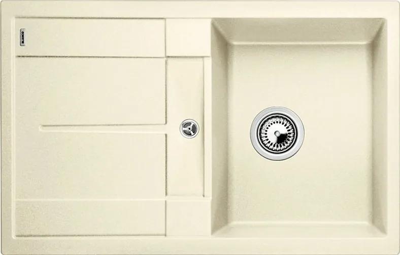 Granitový kuchynský drez - Blanco Metra 45 S jazmín 513188