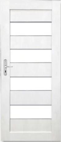 PerfectDoor Komplet BRYTANIA 1 (dvere,zárubňa,kľučka)