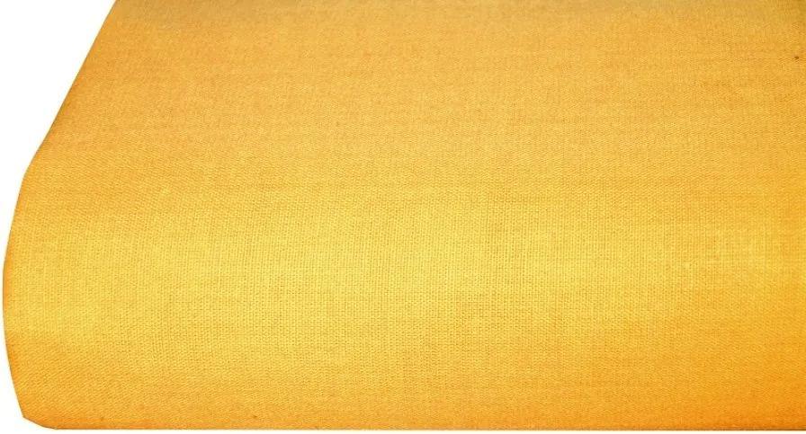 HoD Plachta Klasik SýtoŽltá Bavlna 140 x 240