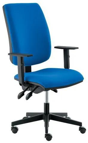 Kancelárska stolička Yoki, modrá
