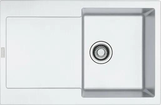 Drez Franke 78x50 cm biela ľad MRG611B
