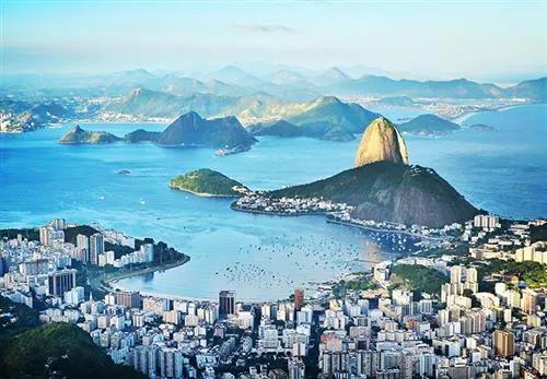 Fototapety, rozmer 366 x 254 cm, Rio, W+G 00145