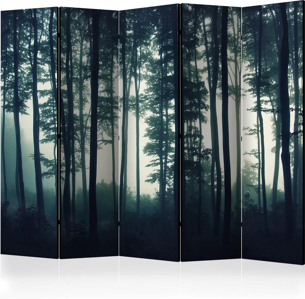 Paraván - Nature: Dark Forest II [Room Dividers] 225x172