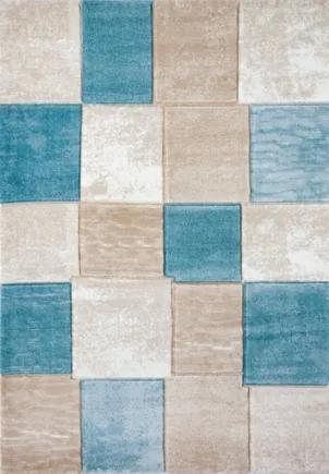 Spoltex koberce Liberec Kusový koberec Topaz turkys 1166 - 80x150 cm