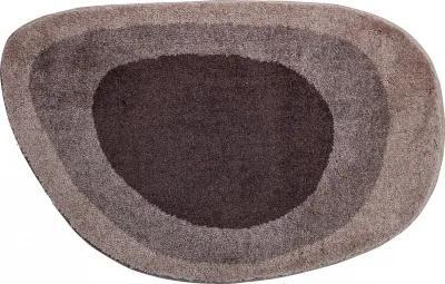 Grund Kúpeľňová predložka LAKE, hnedá, 60x90 cm