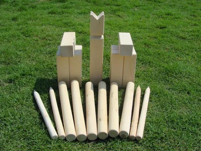 Bandito drevená hra KubbWikinger