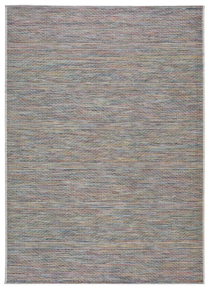 Sivobéžový vonkajší koberec Universal Bliss, 75 x 150 cm