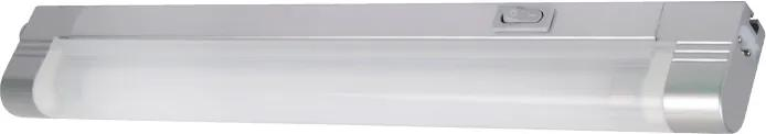 Emithor 38005 Avri svietidlo pod kuchynskú linku 1xT5 / 13W, strieborná