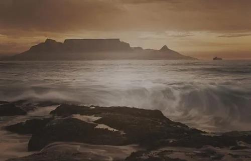 Luxusné vliesové fototapety, rozmer 418,5 cm x 270 cm, Cape Town, P+S International CL64C
