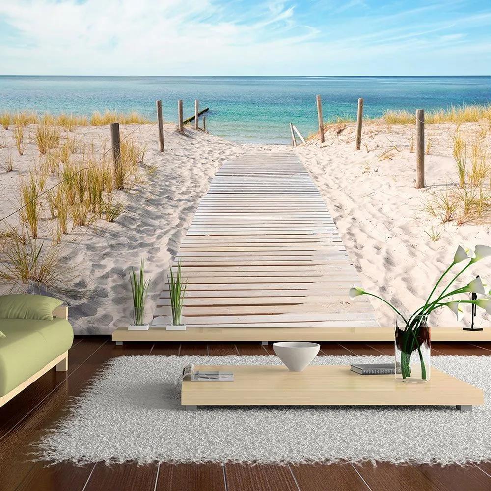 Fototapeta - Holiday at the seaside 400x280