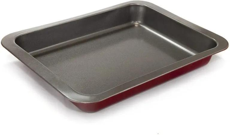 Pekáč hlboký BANQUET Red Culinaria 36,5 x 27 cm