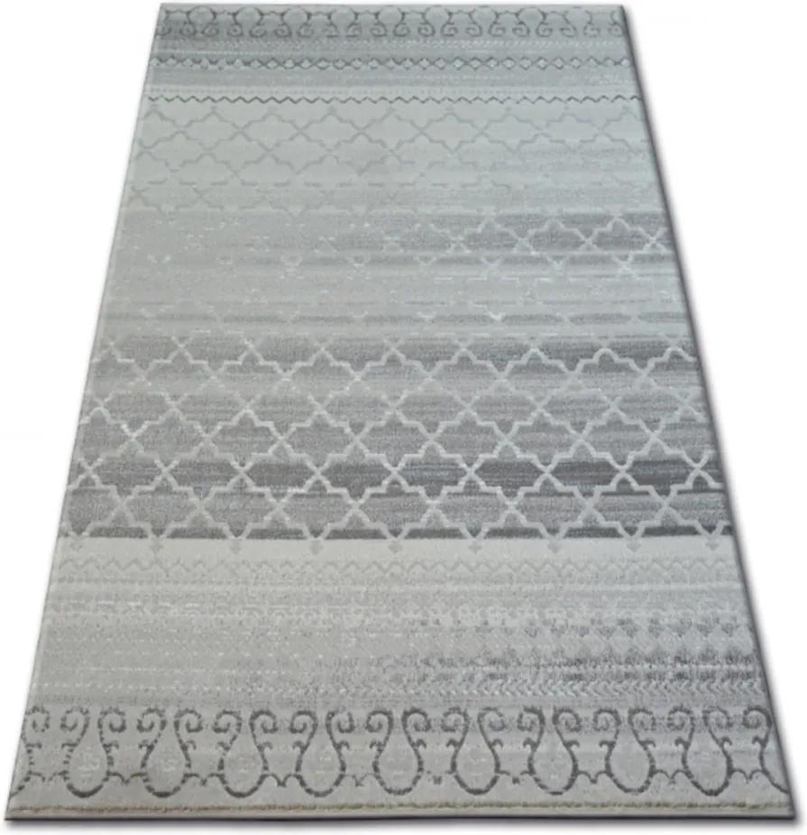 Luxusný kusový koberec akryl Tonya krémový, Velikosti 80x150cm