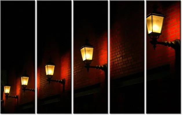 Tlačený obraz Lampy 100x63cm 253A_5E