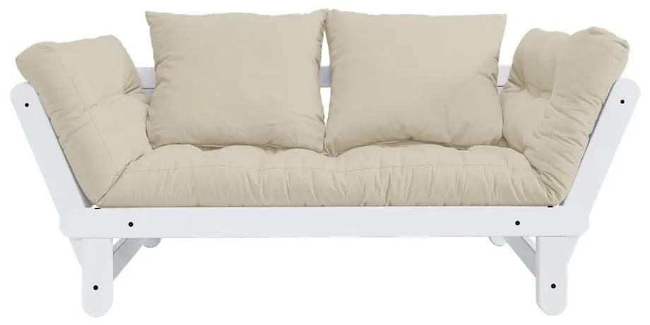 Variabilná pohovka Karup Design Beat White/Beige