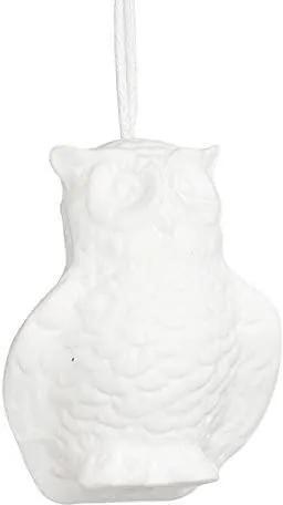 Hübsch Závesná dekorácia Owl