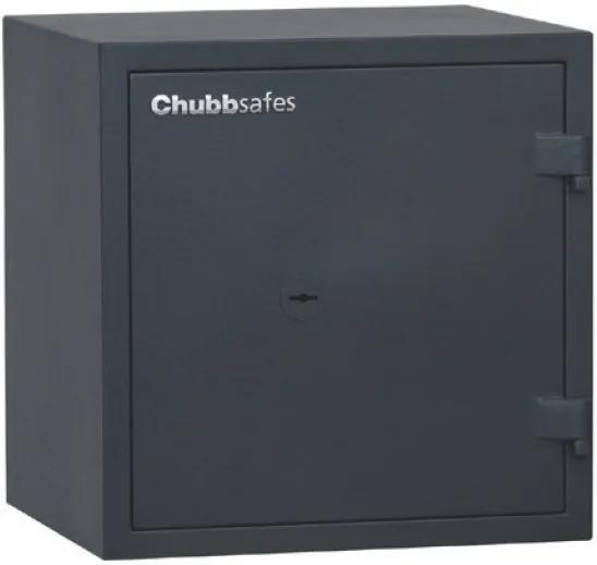 NABBI Home Safe 35 žiaruvzdorný trezor so zámkom na kľúč čierna