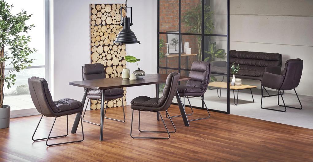 Moderný jedálenský stôl Ferry
