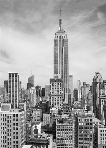 Fototapety, rozmer 183 x 254 cm, Empire State, W+G 00310