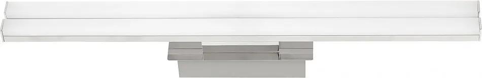 Rábalux 2218 Svietidlá nad obrazy chróm biely LED 19,2W 550 x 70 mm
