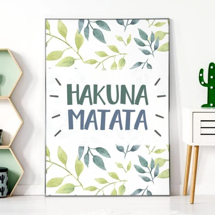lovel.sk Plagát Safari - HAKUNA MATATA