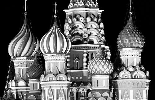 Luxusné vliesové fototapety, rozmer 418,5 cm x 270 cm, Moskva, P+S International CL21B