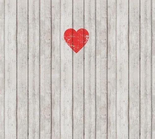 Luxusné vliesové fototapety, rozmer 300 cm x 270 cm, srdce, P+S International NT6332039