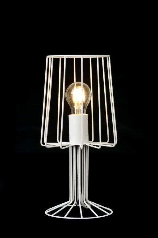 stolná lampička Lucide LOUIS 1x60W E27