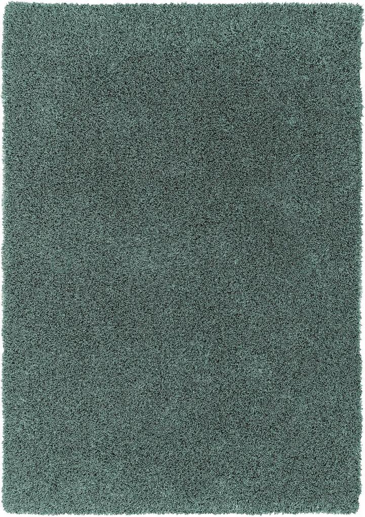 Schöner Wohnen-Kollektion - Golze koberce Kusový koberec New Feeling 150037 Mint Green - 70x140 cm