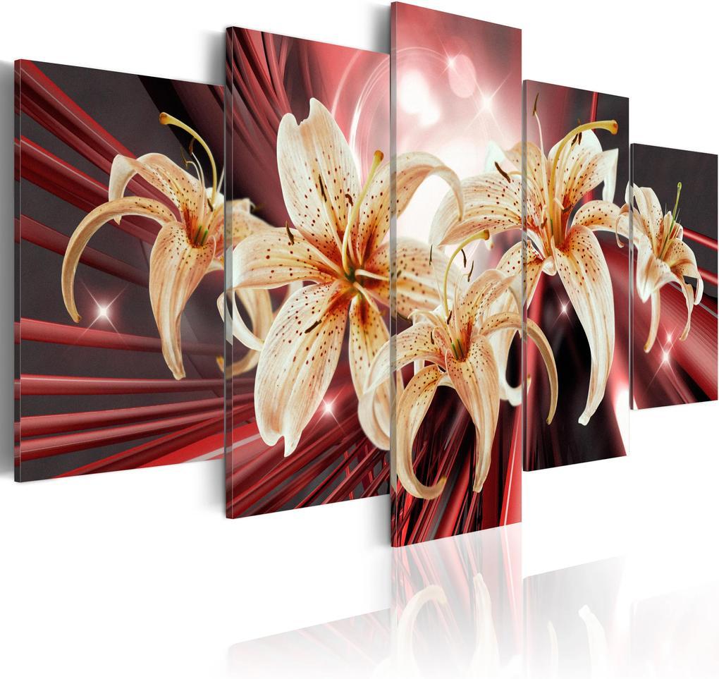 Obraz - The Magic of Passion 100x50
