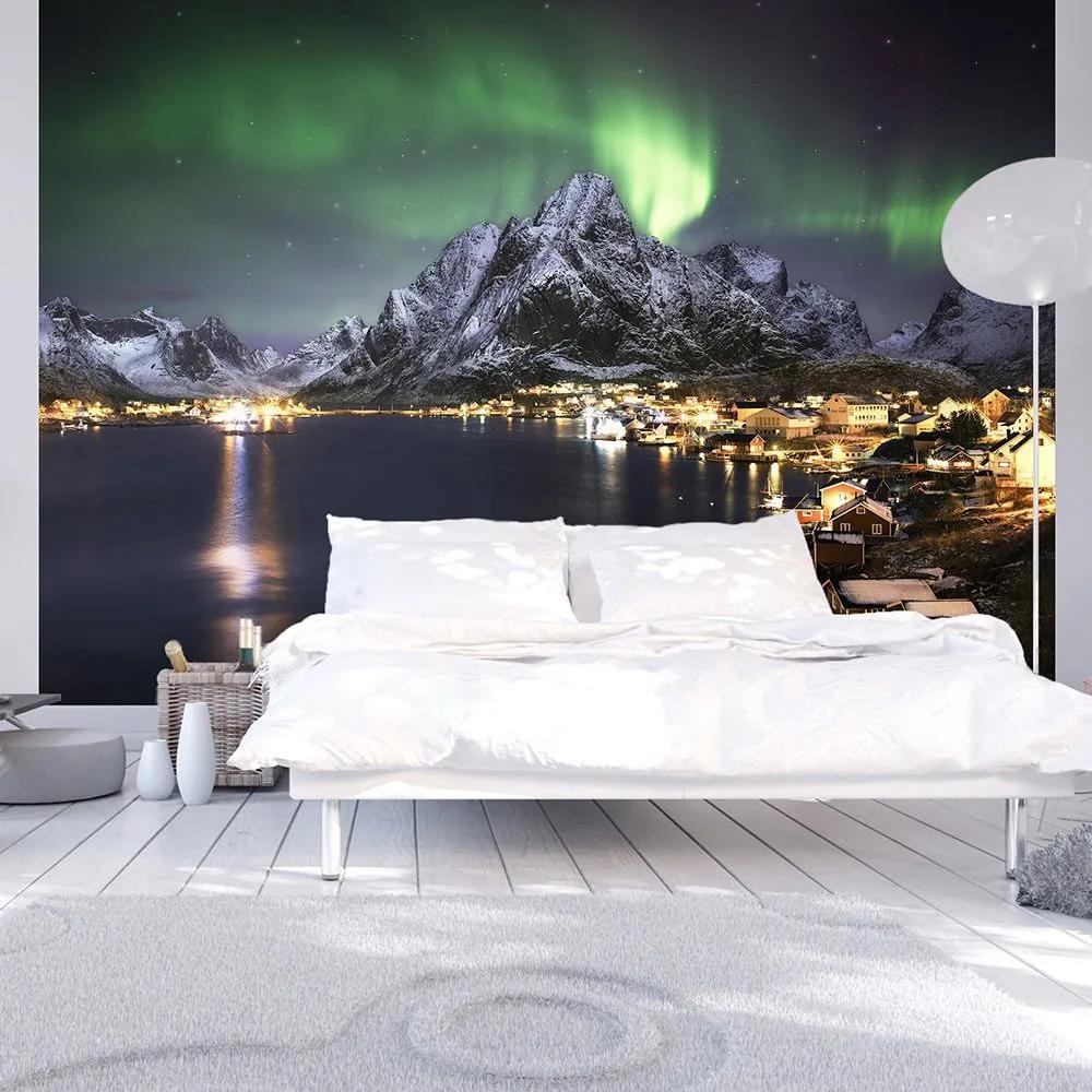 Fototapeta - Aurora borealis 200x140