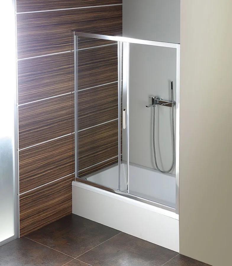 POLYSAN - DEEP sprchové dvere posuvné 1300x1500mm, číre sklo (MD1315)