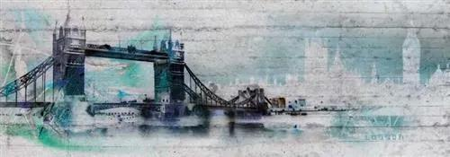 Fototapety, rozmer 368 x 127 cm, Londýn, Komar 4-315