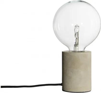 Stolní lampa Bristol, beton Frandsen lighting