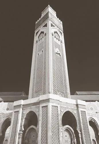 Luxusné vliesové fototapety, rozmer 186 cm x 270 cm, Casablanca, P+S International CL88A