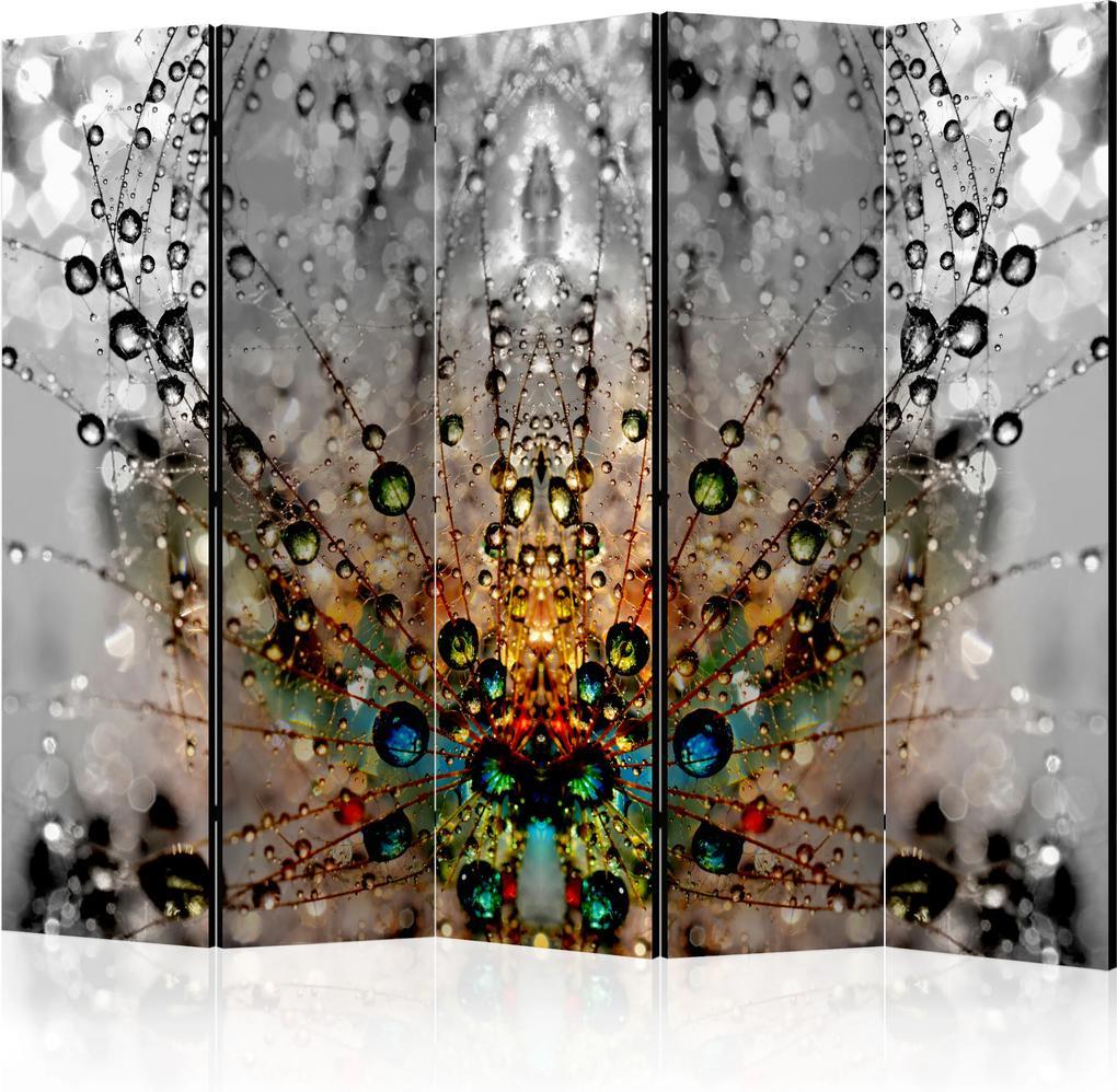Paraván - Enchanted Morning Dew II [Room Dividers] 225x172 7-10 dní