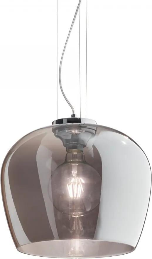 Moderné svietidlo IDEAL LUX BLOSSOM SP1 FUME 241517