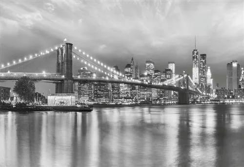 Fototapety, rozmer 368 x 254 cm, Brooklyn Bridge, Sunny Decor SD934