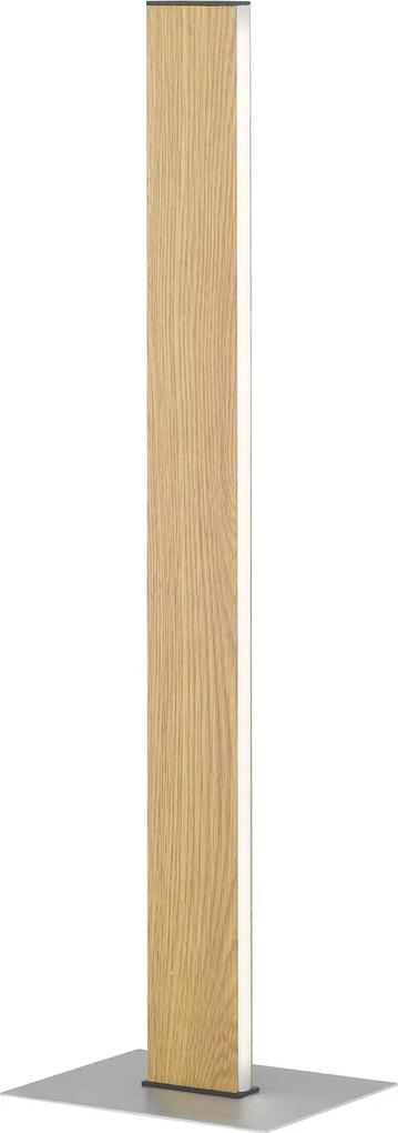 Stolové svietidlo WOFI SYDNEY drevo 8096.01.51.8000