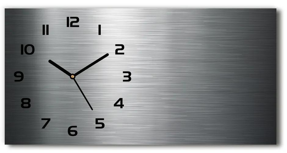 Sklenené hodiny na stenu tiché Komov pozadia pl_zsp_60x30_f_60987278