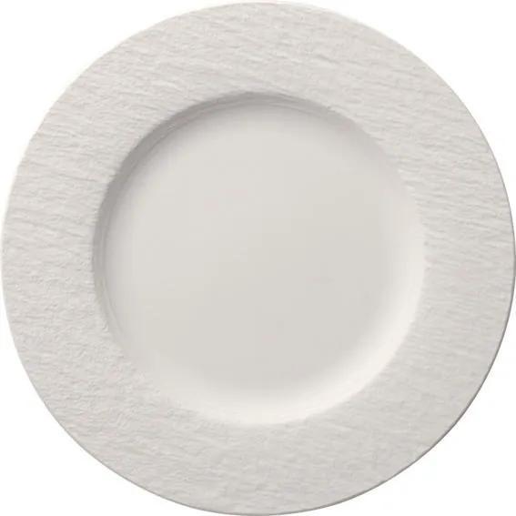 Plytký tanier 27 cm Manufacture Rock blanc